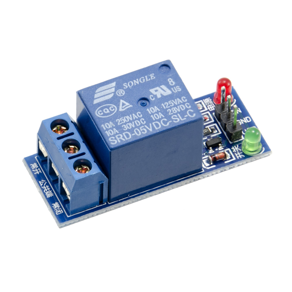 5v Single Channel Relay Module 10a Australia Fantastic Item For Testing 6 12v Circuits