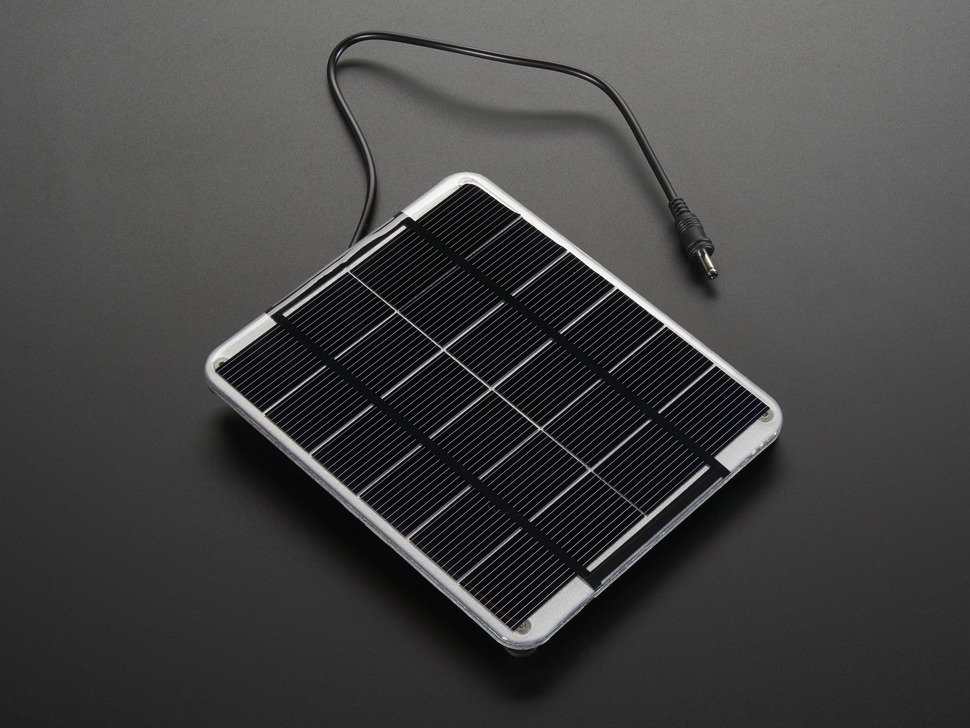 Medium 6v 2w Solar Panel 2 0 Watt Solar Power Power