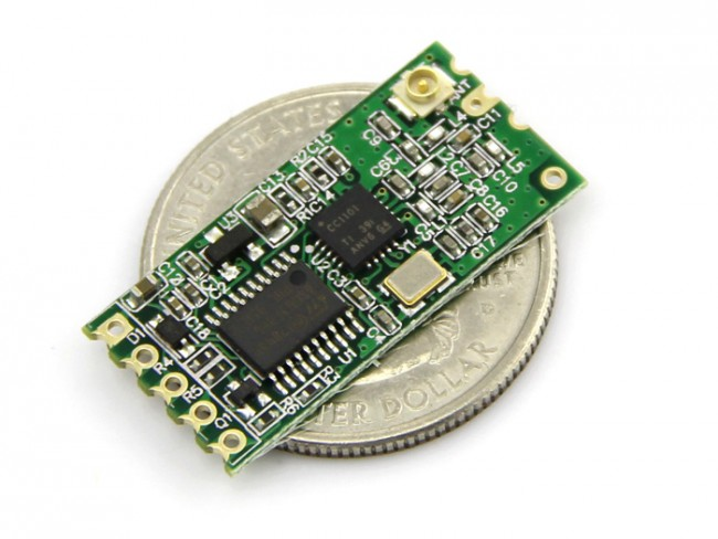 434Mhz Wireless Serial Transceiver Module - 40 Meters (Seeed Studio)  SS113990040 Seeed Studio Australia (Image 3)