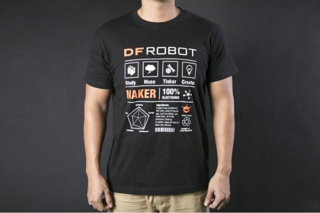 DFRobot Maker T-Shirt (M) DWG0006-M DFRobot Australia - Express Post Australia Wide (Image 1)
