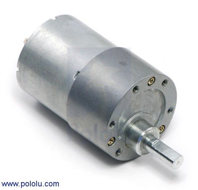 70:1 Metal Gearmotor 37Dx54L mm with 64 CPR Encoder POLOLU-1445 Pololu Australia - Express Delivery Australia Wide (Image 2)