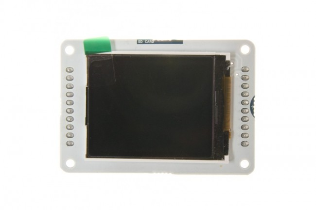 "Arduino 1.77"" SPI LCD Module with SD DFR0278 DFRobot Australia - Express Post Australia Wide (Image 4)"