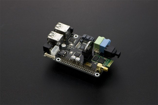 Expansion Shield X300 for Raspberry Pi B+ and 2 DFR0358 DFRobot Australia - Express Post Australia Wide (Image 5)
