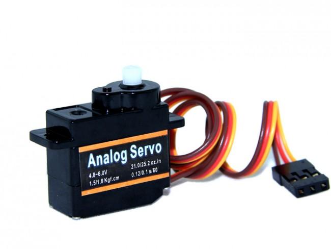 EMAX 9g ES08A High Sensitive Mini Servo (Seeed Studio)  SS108090000 Seeed Studio Australia (Image 3)