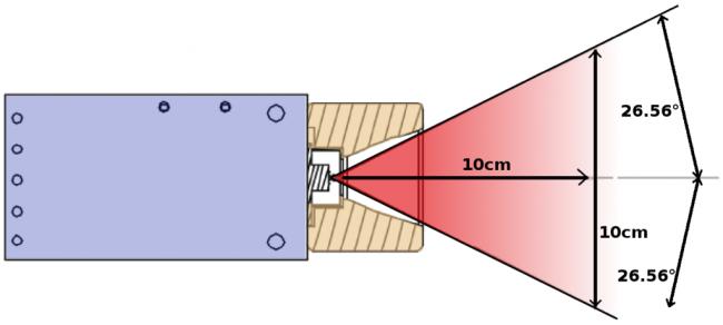 Freetronics IR Temperature Sensor Module CE04550 Freetronics Australia (Image 2)