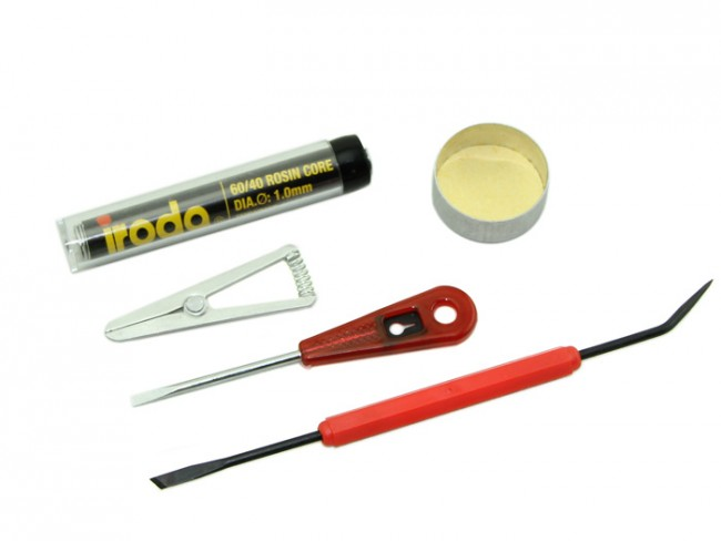 Cordless Battery - Battery powered Soldering Iron Kit (Seeed Studio)  SS110990219 Seeed Studio Australia (Image 3)