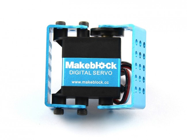 Makeblock Servo Robot Pack - Blue (Seeed Studio)  SS110990112 Seeed Studio Australia (Image 1)