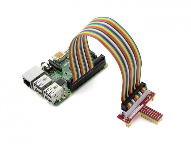 Raspberry Pi A+&B+&2 40pin to 26pin Cable (Seeed Studio)  SS321070032 Seeed Studio Australia (Image 1)