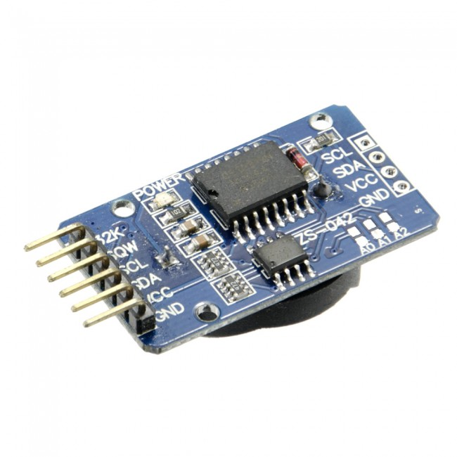 DS3231M Precision RTC Real Time Clock Module 018-DS3231-2  (Feature image)