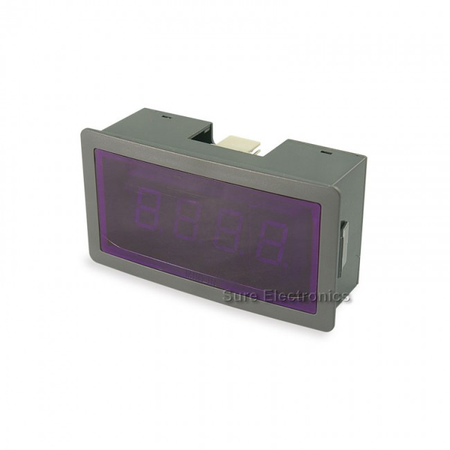 "0.56"" Digital Blue LED 0-50A AC Amp Panel Meter & Shunt (ME-PM155) 017-ME-AA32211 Sure Electronics in Australia (Image 3)"
