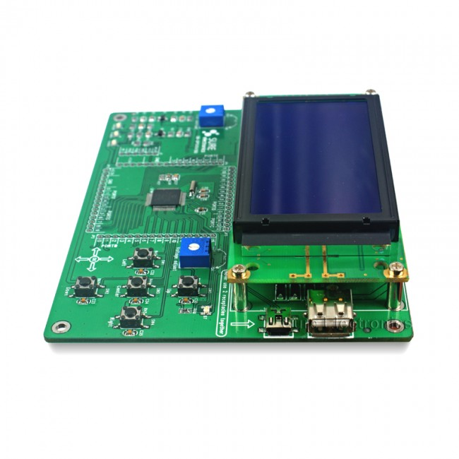 Explorer Starter Kit with Built in Debugger Learn PIC24F 017-DB-DP11117 Sure Electronics in Australia (Image 1)