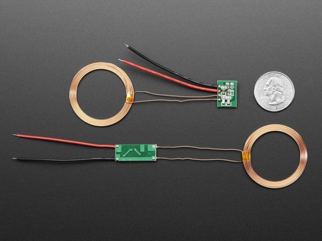 Inductive Charging Set - 5V @ 500mA max ADA1407 Adafruit in Australia - Express Delivery Australia Wide (Image 3)