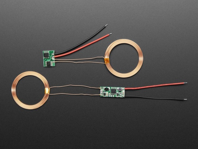 Inductive Charging Set - 5V @ 500mA max ADA1407 Adafruit in Australia - Express Delivery Australia Wide (Image 2)