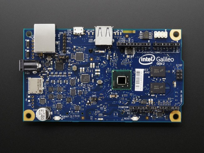 Intel® Galileo Development Board (Gen 2) - Arduino Certified - Gen 2 ADA2188 Adafruit in Australia - Express Delivery Australia Wide (Image 3)