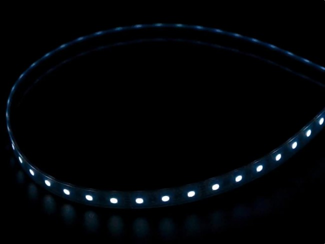 Analog RGBW LED Strip - RGB plus Cool White - 60 LED/m - ~6000K ADA2440 Adafruit in Australia - Express Delivery Australia Wide (Feature image)