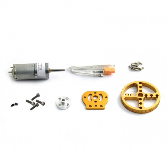 Makeblock 25mm DC Motor Pack - Gold MB95011 Makeblock in Australia - Express Delivery Australia Wide (Feature image)