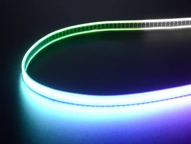 adafruit neopixel digital rgbw led strip black pcb 144 led m 1m australia. Black Bedroom Furniture Sets. Home Design Ideas