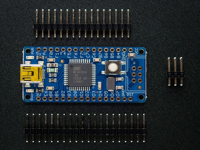 Atmega32u4 Breakout Board ADA296 Adafruit in Australia - Express Delivery Australia Wide (Feature image)
