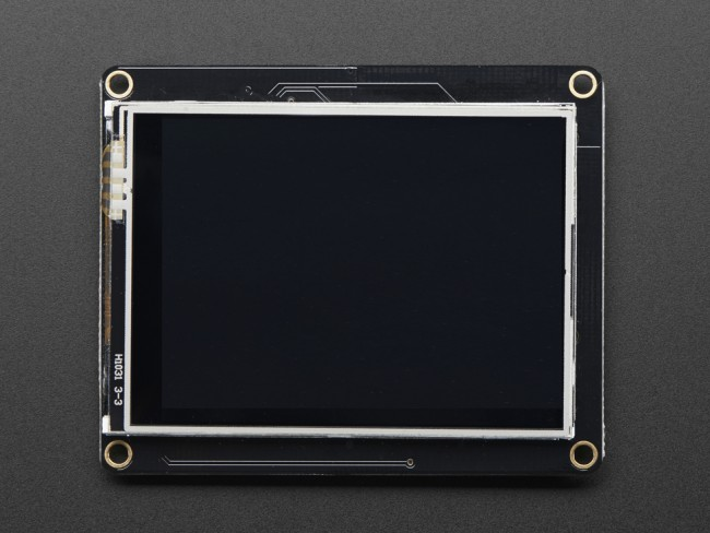 TFT FeatherWing - 2.4 320x240 Touchscreen For All Feathers ADA3315 Adafruit in Australia - Express Delivery Australia Wide (Image 8)
