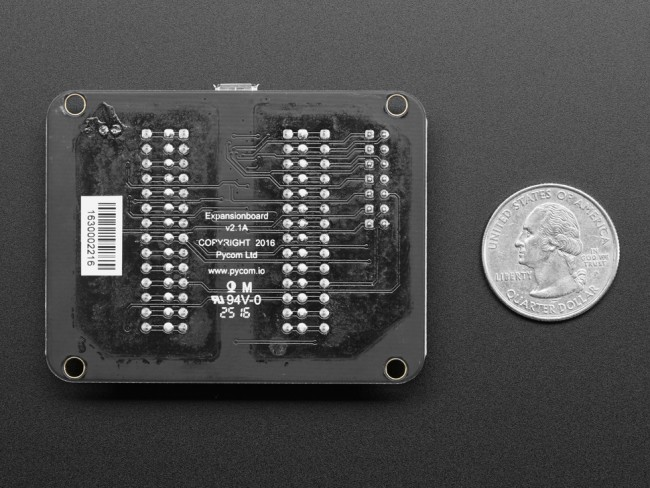 Expansion Board 2.0 for WiPy IOT Development Platform ADA3344 Adafruit in Australia - Express Delivery Australia Wide (Image 3)
