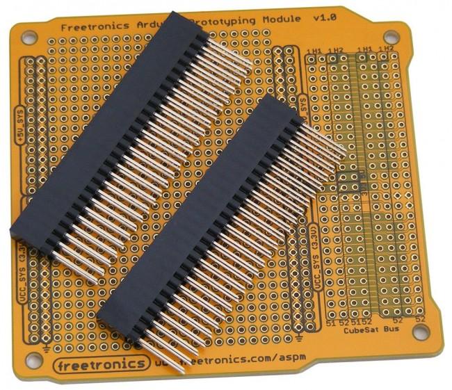 Freetronics ArduSat Prototyping Module CE04553 Freetronics Australia (Feature image)
