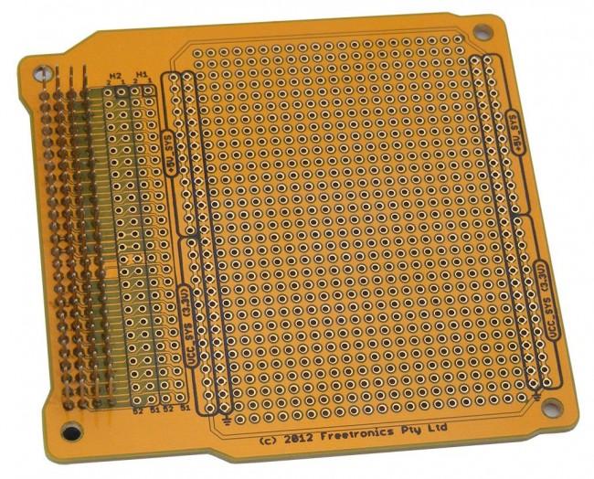 Freetronics ArduSat Prototyping Module CE04553 Freetronics Australia (Image 4)