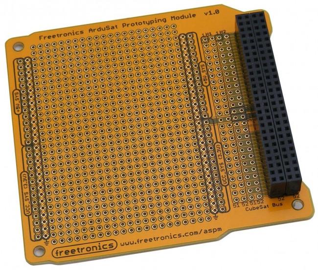 Freetronics ArduSat Prototyping Module CE04553 Freetronics Australia (Image 3)
