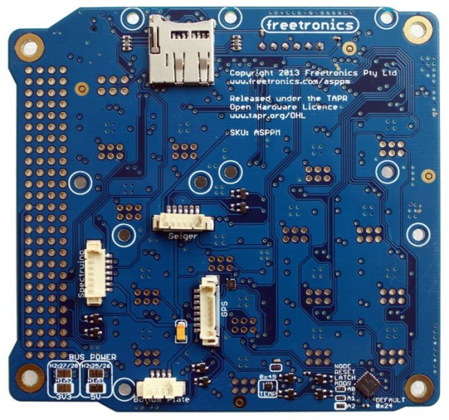 Freetronics ArduSat Payload Processor Module CE04559 Freetronics Australia (Image 2)