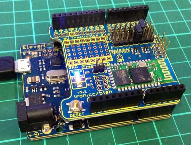 Freetronics Bluetooth Shield CE04518 Freetronics Australia (Image 3)