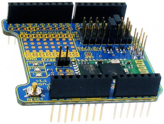 Freetronics Bluetooth Shield CE04518 Freetronics Australia (Feature image)