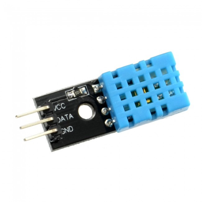 DHT11 Temperature and Relative Humidity Sensor Module CE05172  (Feature image)