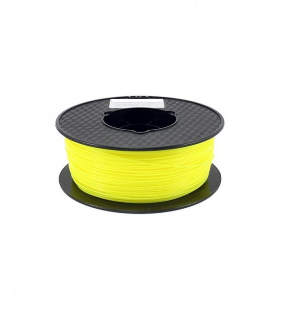 Fluoro Yellow PLA Filament 1KG 1.75mm CE00097 Core Electronics Australia (Feature image)