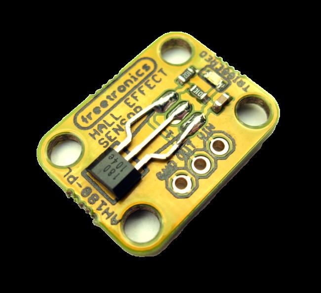 Freetronics Hall Effect Magnetic and Proximity Sensor Module CE04534 Freetronics Australia (Feature image)