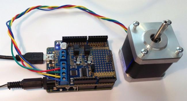 Freetronics HBRIDGE Dual Channel H-Bridge Motor Driver Shield CE04566 Freetronics Australia (Image 3)