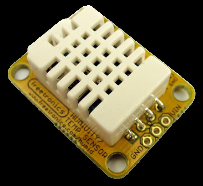 Freetronics Humidity and Temperature Sensor Module CE04533 Freetronics Australia (Feature image)