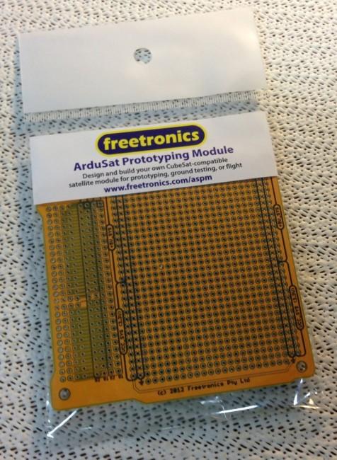 Freetronics ArduSat Prototyping Module CE04553 Freetronics Australia (Image 6)