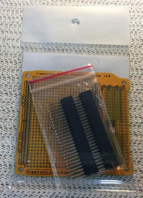 Freetronics ArduSat Prototyping Module CE04553 Freetronics Australia (Image 7)