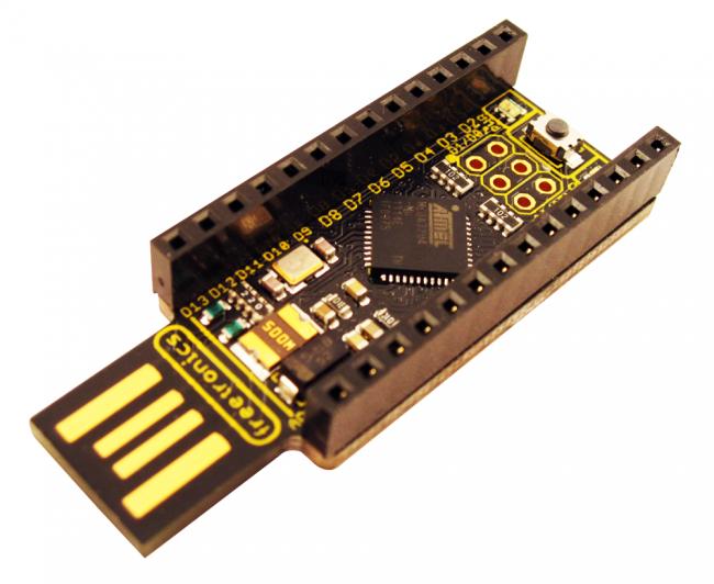 Freetronics LeoStick (Arduino Compatible) CE04489 Freetronics Australia (Feature image)