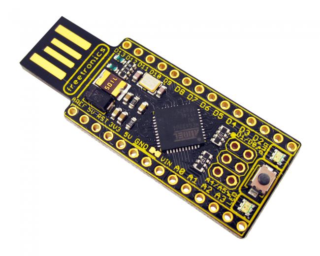Freetronics LeoStick (Arduino Compatible) CE04489 Freetronics Australia (Image 5)