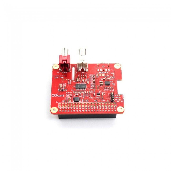 JustBoom DAC HAT for the Raspberry Pi CE05655 Pi Supply in Australia (Image 3)