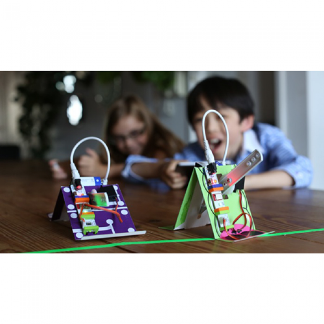 littleBits Gizmos & Gadgets Kit - 2nd Edition LBH680 Littlebits in Australia - Express Delivery Australia Wide (Image 5)