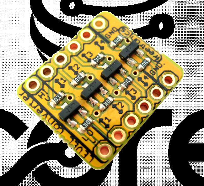 Freetronics Logic Level Converter Module CE04530 Freetronics Australia (Image 1)