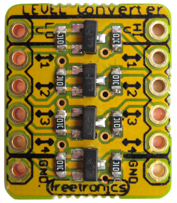 Freetronics Logic Level Converter Module CE04530 Freetronics Australia (Image 2)