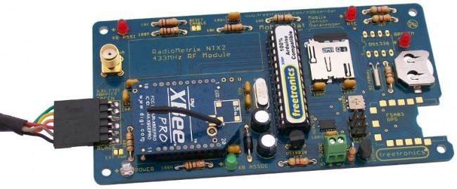 Freetronics MobSenDat Kit (Mobile Sensor Datalogger) CE04503 Freetronics Australia (Image 5)