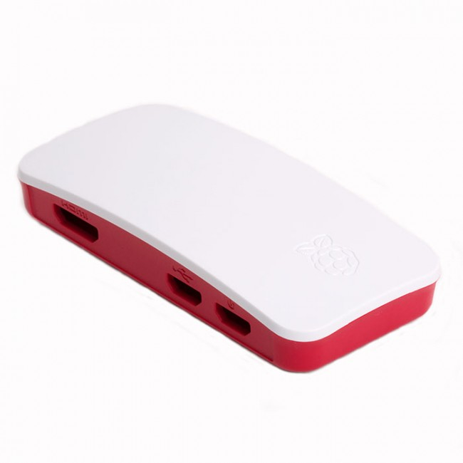 Raspberry Pi Zero W Case / Enclosure (Official) CE04762 Raspberry Pi Australia (Feature image)