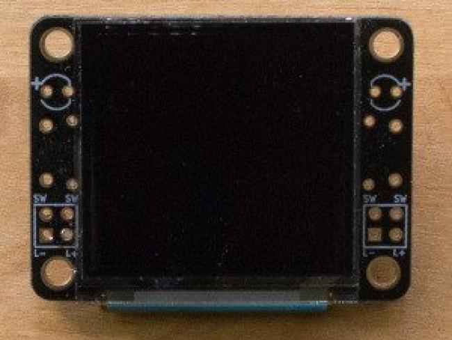 Freetronics 128x128 Pixel OLED Module CE04569 Freetronics Australia (Image 6)