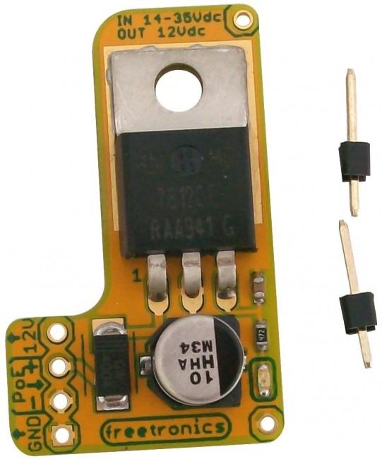 Freetronics Power-over-Ethernet Regulator 14-24V CE04500 Freetronics Australia (Feature image)