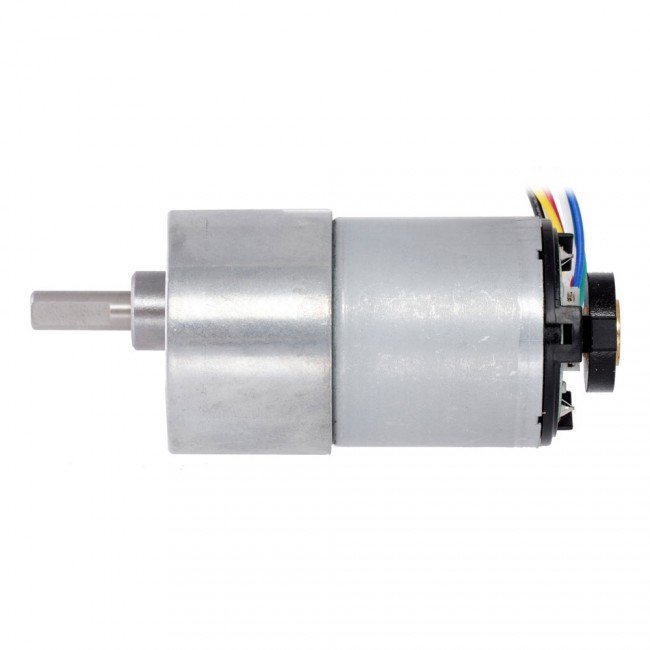 100:1 Metal Gearmotor 37Dx73L mm with 64 CPR Encoder POLOLU-2826 Pololu in Australia - Express Delivery Australia Wide (Image 7)