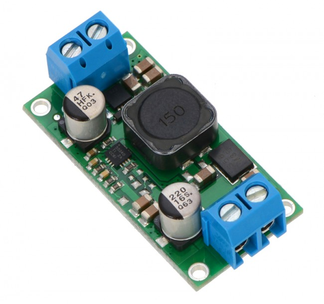 Pololu 12V Step-Up/Step-Down Voltage Regulator S18V20F12 POLOLU-2577 Pololu Australia - Express Delivery Australia Wide (Image 4)