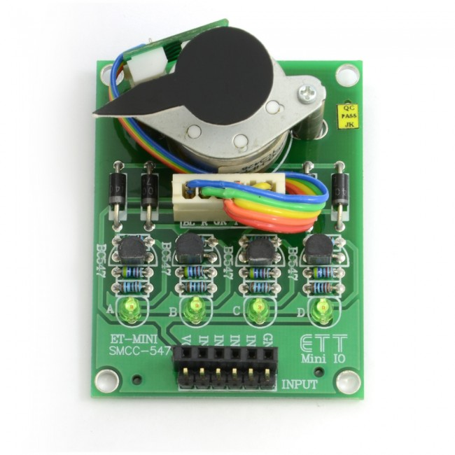 Stepper Motor Mini Board CE05280  (Feature image)